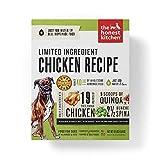 100 Pounds Dog Food - Honest Kitchen Limited Ingredient Chicken Dog Food Recipe  10 lb box - Thrive
