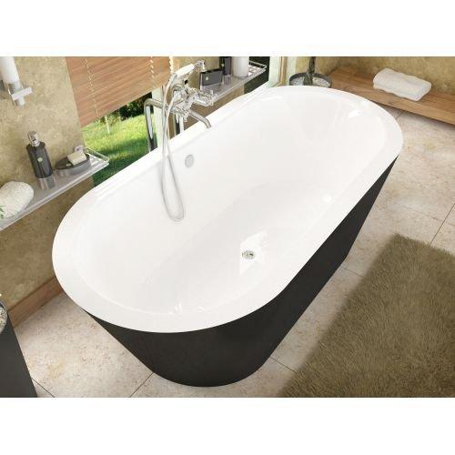 Capri soaking bathtub for Best soaker tub for the money