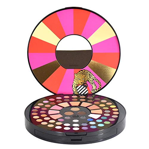 Sephora Collection Wild Wishes Limited Edition Holiday Makeup Palette 86 colors