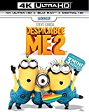Despicable Me 2 [4K UHD + Blu-ray] [2017]