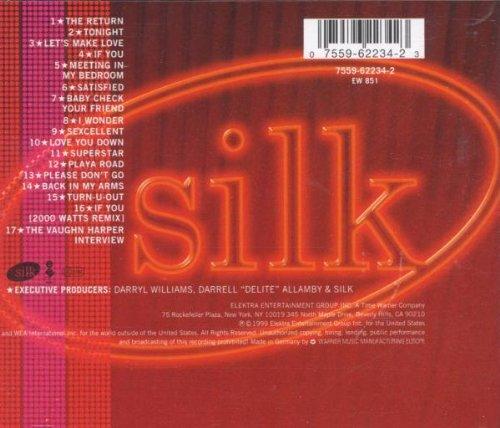 Silk Meeting In My Bedroom Album