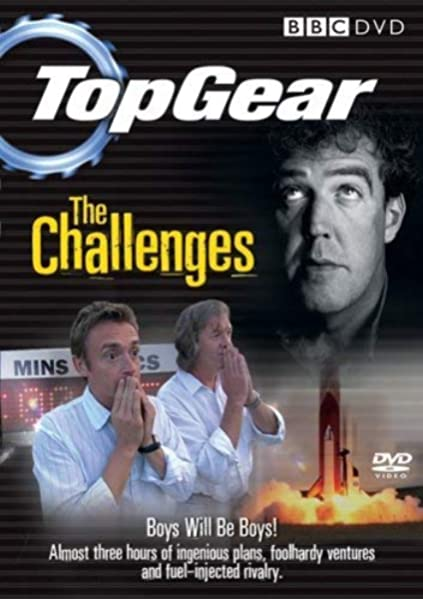 Top Gear - The Challenges [Reino Unido] [DVD]: Amazon.es: Jeremy Clarkson, Richard Hammond, James May, Jeremy Clarkson, Richard Hammond: Cine y Series TV