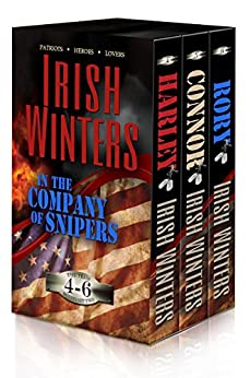In the Company of Snipers Boxed Set, Book 4 - 6 by [Winters, Irish]