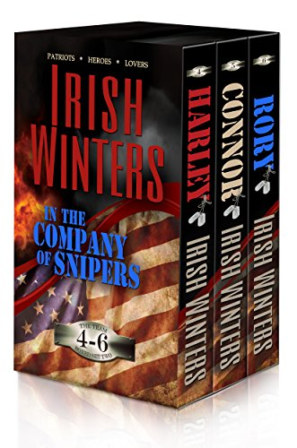 In the Company of Snipers Boxed Set, Book 4 - 6