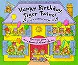 Happy Birthday Tiger Twins