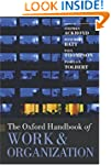 The Oxford Handbook of Work and Organ...