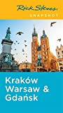img - for Rick Steves Snapshot Krak w, Warsaw & Gdansk book / textbook / text book