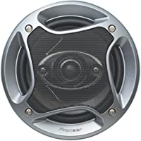 Pioneer TS-A1682R 4-Way 6.5-Inch 280-Watt Speaker (Discontinued by Manufacturer)