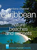 Caribbean nature beaches and sunsets