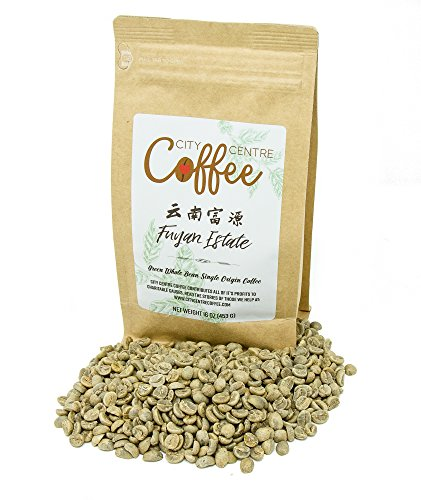 City Centre Coffee-Fuyan Estate-Whole Bean Green-16oz