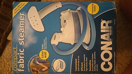 ConairCompact Fabric Steamer Model Conair