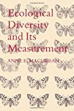 img - for Ecological Diversity and Its Measurement by Anne E. Magurran (1988-11-01) book / textbook / text book