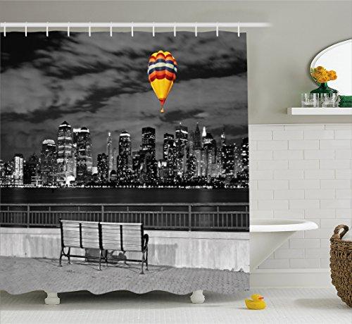 Liberty Shower Curtain - 7