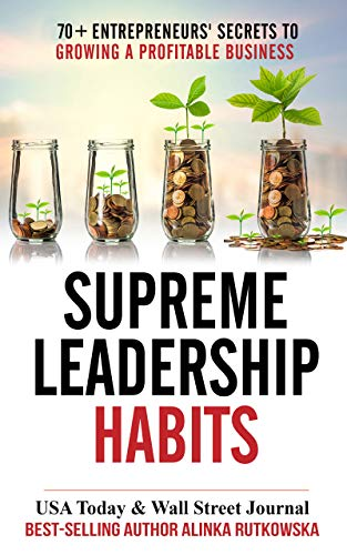 Supreme Leadership Habits Entrepreneurs Profitable ebook product image