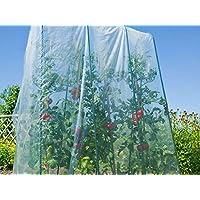 Nature Wachstumsfolie 4 m x 3,5 m LDPE für Tomaten