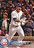 #5: 2018 Topps #172 Willson Contreras Chicago Cubs Baseball Card