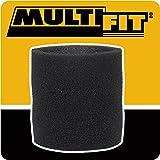 Multi-Fit Wet Vac Filters VF2001 Foam Sleeve/Foam