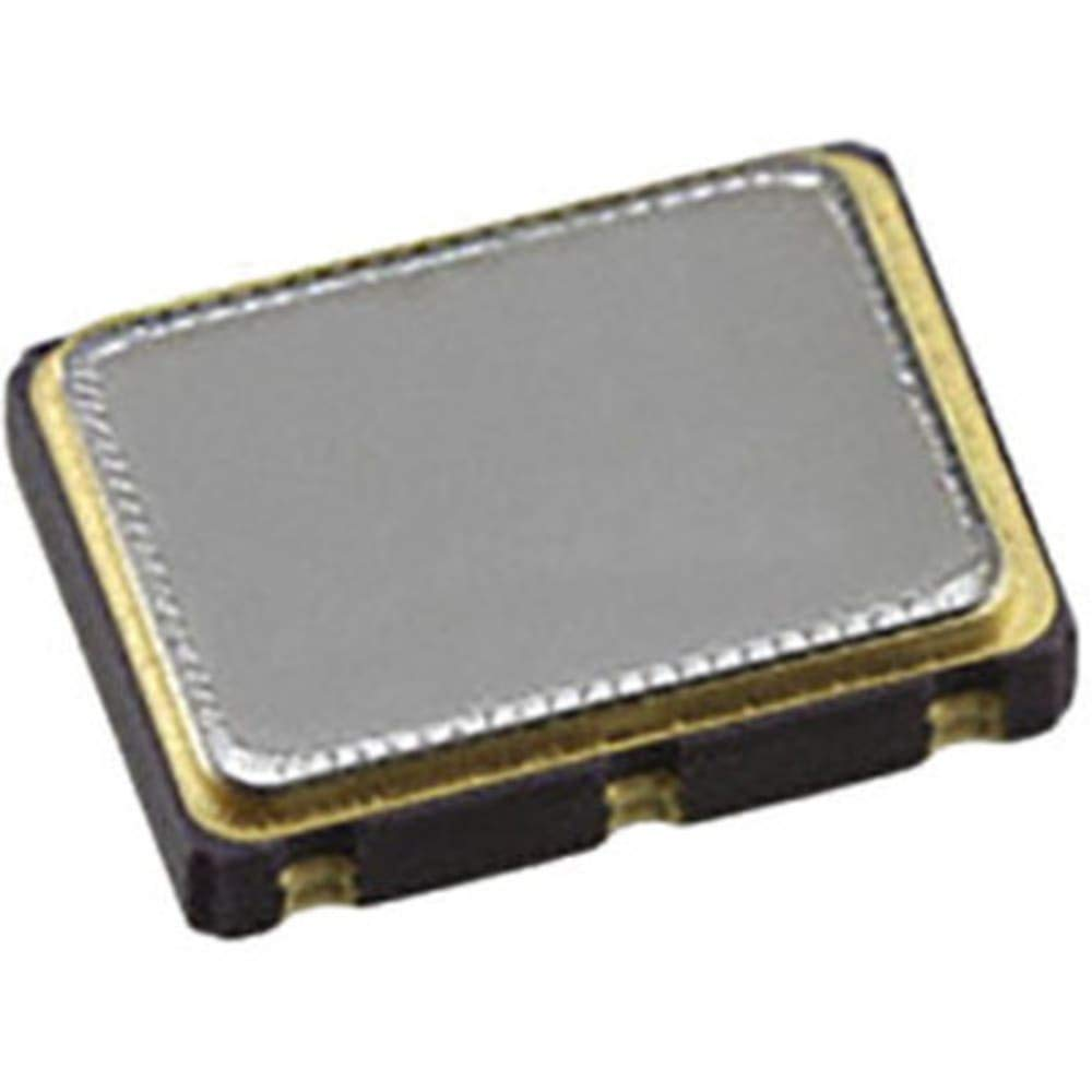 Oscillator; Clock; 100MHz; 3.3V; LVDS Out; 5x7mm SMD; +/-50ppm; 0 to +70degc; 100 Ohms, Pack of 2