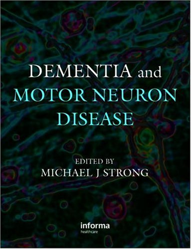 Download Dementia and Motor Neuron Disease pdf