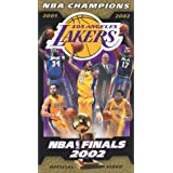 NBA Finals 2002 Official