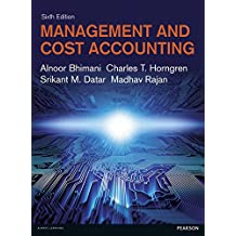 Amazon charles t horngren managerial accounting books management and cost accounting with myaccountinglab fandeluxe Choice Image