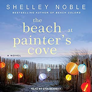 The Beach at Painter's Cove Audiobook