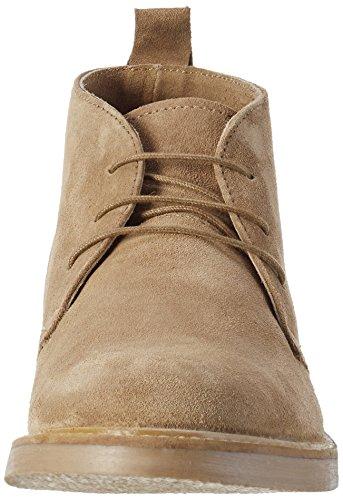 Kickers Tyl, Zapatos De Cordones Derby para Hombre beige (beige)