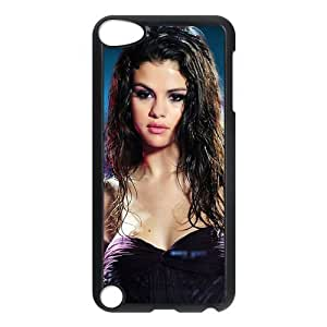 Custom Selena Gomez Back Cover Case for ipod Touch 5 JN-228