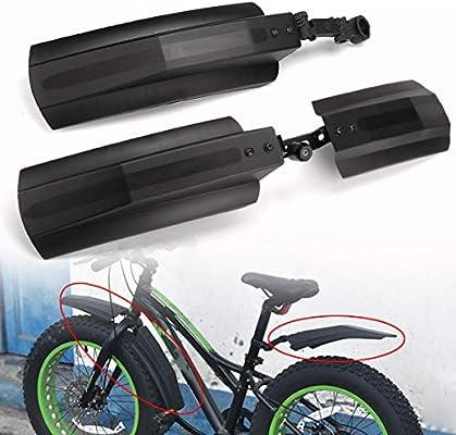 Guardabarros De Mtb Para Bicicletas, Bicicleta De Nieve De 26 ...