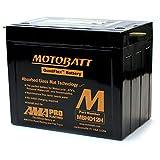 MotoBatt MBHD12H Lead_Acid_Battery