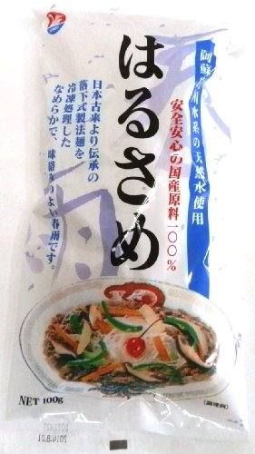 West food industry swan mark Shirakawa water vermicelli 100g X 30 bags by West food industry