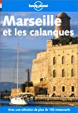 Front cover for the book Marseille et les calanques by Jean-Bernard Carillet