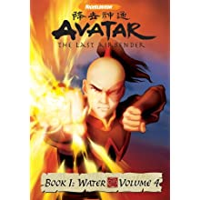 Avatar The Last Airbender - Book 1 Water, Vol. 4 (2005)