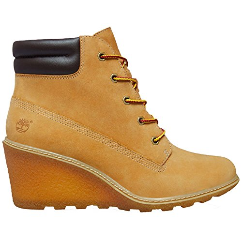 Timberland Earthkeepers Amston 6 Inch Wheat Womens Boots Size 6.5 UK