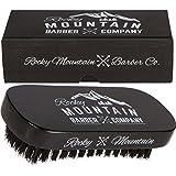 Rocky Mountain Barber Company Boar Hair Beard Brush for Men