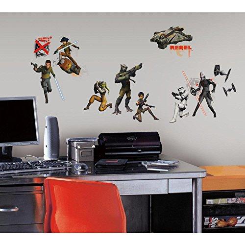 RoomMates rmk2622scs star wars Rebels despegar y pegar adhesivos de pared