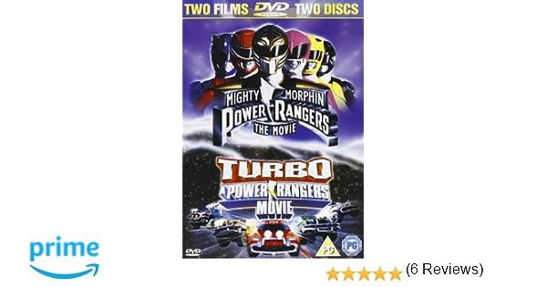 Power Rangers-Movie/Turbo-Movie DVD [Reino Unido]: Amazon.es: Power Rangers: Cine y Series TV