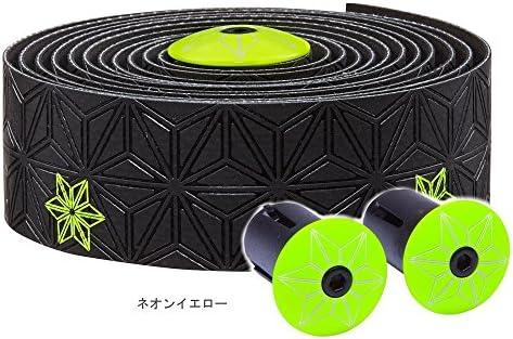 SUPACAZ (スパカズ) スーパースティッキークッシュ ギャラクシーネオンイエロー バーテープ