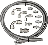 Billet Specialties 77900 Power Steering Hose Kit