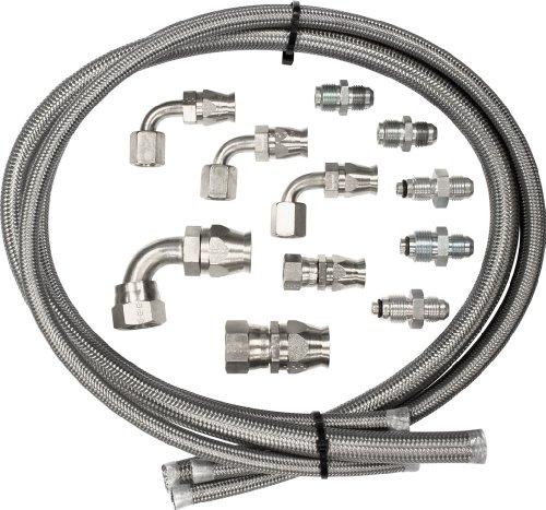 Billet Specialties 77900 Power Steering Hose - Billet Hose