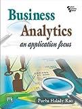Business Analytics: An Application Focus