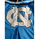 LFLY Jordan Shorts for Men,North Carolina