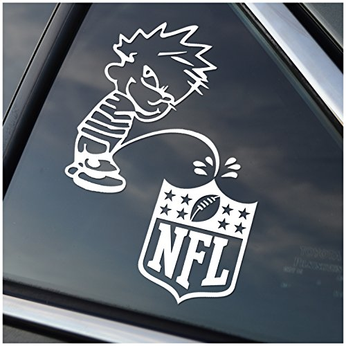 window decals nfl - 3