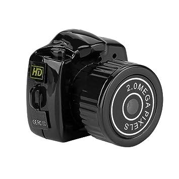 Tosuny Mini HD Cámara, Cámara de Video Digital Micro Oculta ...