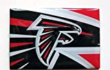 Atlanta Falcons Logo 2 Inch by 3 Inch Multi-Color Refrigerator Indoor Magnet