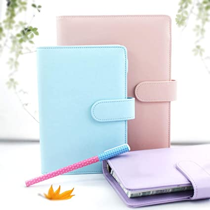 Amazon.com : | Notebooks | A6 PU leather Cute Notebook For ...