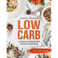 Low Carb: Schnelle Abendessen unter 20 Minuten