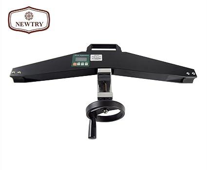 Medidor de tensión de cuerda Newtry ASZ Tensiómetro, dinamómetro de alta precisión, cable de