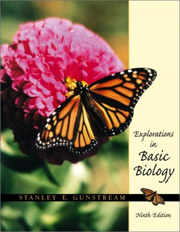 Explorations in Basic Biology (9th Edition)