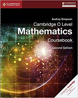o level maths textbook by audrey simpson